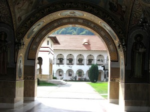 Manastirea Brancoveanu 9
